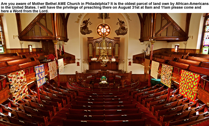 MOTHER BETHEL AME-